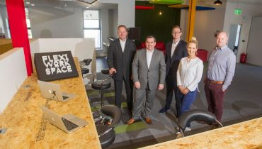 Ivan Whelan - Meddev Solutions, Sean McDonnell - McDonnell Consulting, Garrett O'Hare - Flexi Work Space, Laura Logina - Flexi Work Space, Seamus McVeigh - McVeigh Media